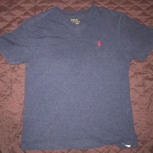 Boys polo top